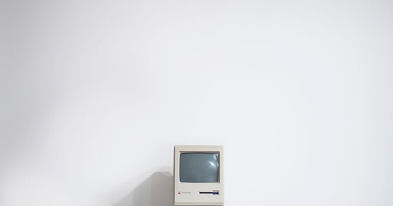 Alter Macintosh Plus