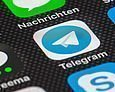 Telegram Messaging Dienst